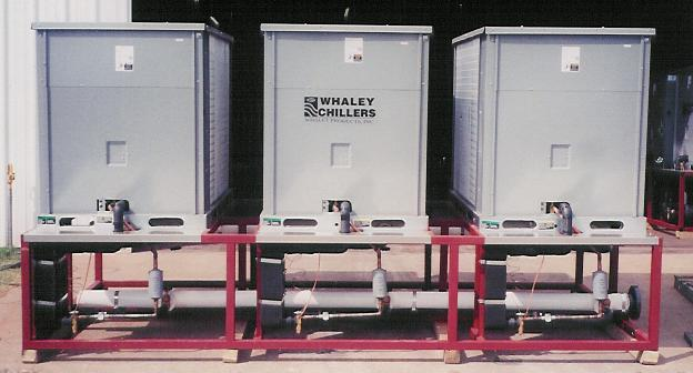 Multi-Circuit Air-Cooled Chillers